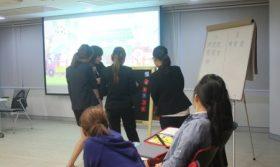 chinese training